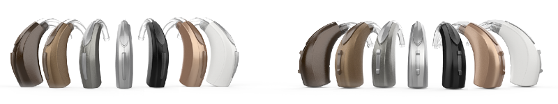 Visuels appareils auditifs contours doreille